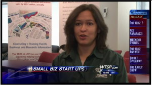 Yanina Rosario talks about keys to success with 10 News